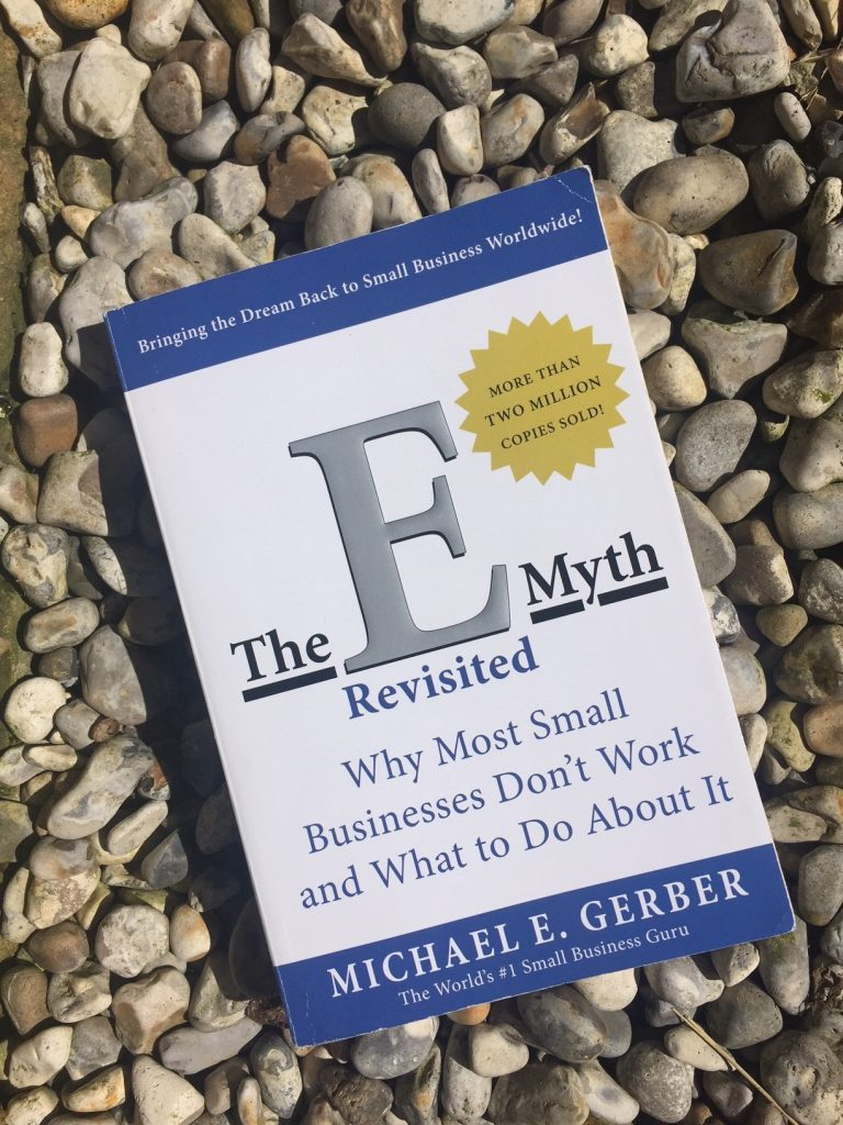 Copy of the E Myth by Michael E Gerber